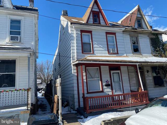 706 N 19TH Street, HARRISBURG, PA 17103 (#PADA131758) :: The Joy Daniels Real Estate Group