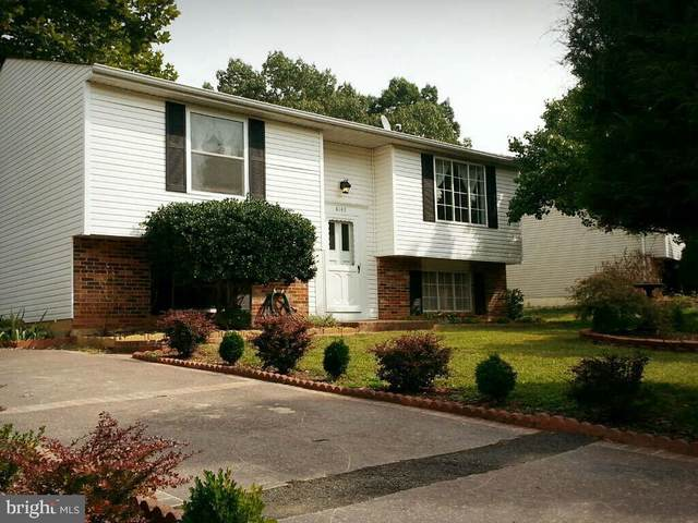 8189 Oakglen Road, MANASSAS, VA 20110 (#VAMN141660) :: Crossman & Co. Real Estate