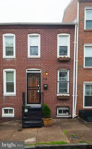 318 S Poppleton Street, BALTIMORE, MD 21230 (#MDBA545344) :: Nesbitt Realty