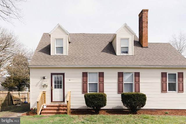 503 Walnut Street, POCOMOKE CITY, MD 21851 (#MDWO121332) :: Jennifer Mack Properties