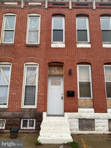 1831 Aisquith Street, BALTIMORE, MD 21202 (#MDBA545348) :: Advance Realty Bel Air, Inc