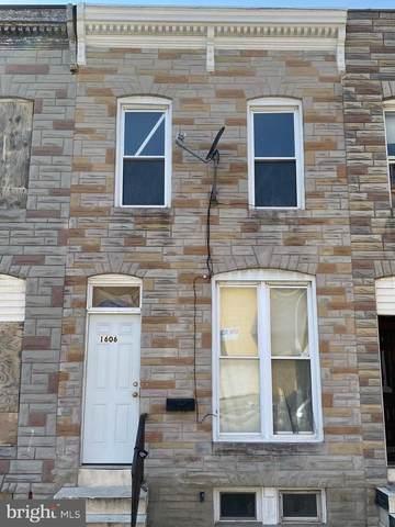 1606 N Washington Street, BALTIMORE, MD 21213 (#MDBA545354) :: Colgan Real Estate