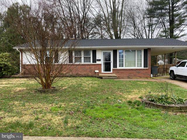 748 Roland Avenue, BEL AIR, MD 21014 (#MDHR258240) :: ExecuHome Realty