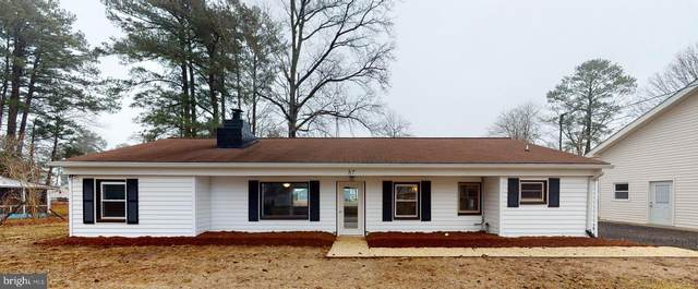 87 Triangle Rd, HEATHSVILLE, VA 22473 (#VANV101760) :: Shamrock Realty Group, Inc