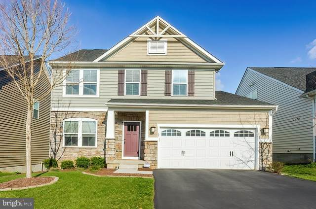 67 Tollerton Trail, FALLING WATERS, WV 25419 (#WVBE184798) :: Dart Homes
