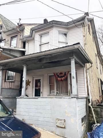 810 E Chestnut Street, SHAMOKIN, PA 17872 (#PANU101318) :: Flinchbaugh & Associates