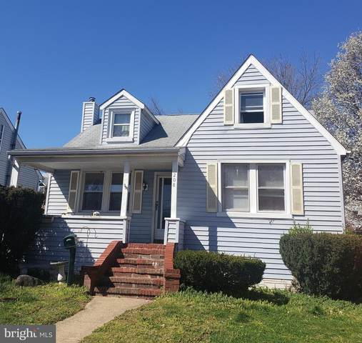208 2ND Avenue, BALTIMORE, MD 21227 (#MDBC524138) :: Integrity Home Team