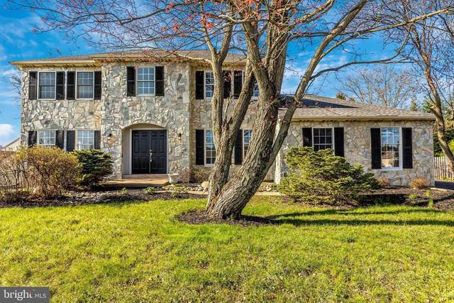 122 Gwynmont Dr, NORTH WALES, PA 19454 (#PAMC687648) :: Linda Dale Real Estate Experts