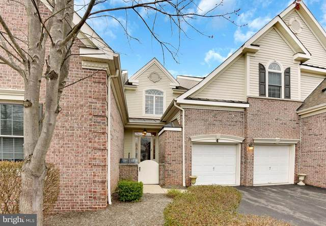 4 Allura Court, LAWRENCE TOWNSHIP, NJ 08648 (#NJME310074) :: Shamrock Realty Group, Inc