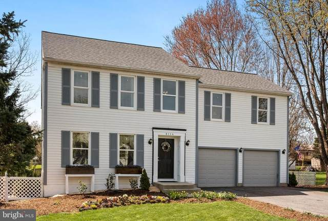 8114 Arrowhead Court, FREDERICK, MD 21702 (#MDFR279982) :: Network Realty Group