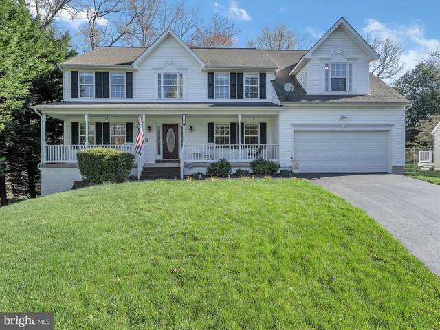 203 Monitor Cove, STAFFORD, VA 22554 (#VAST230704) :: Tom & Cindy and Associates