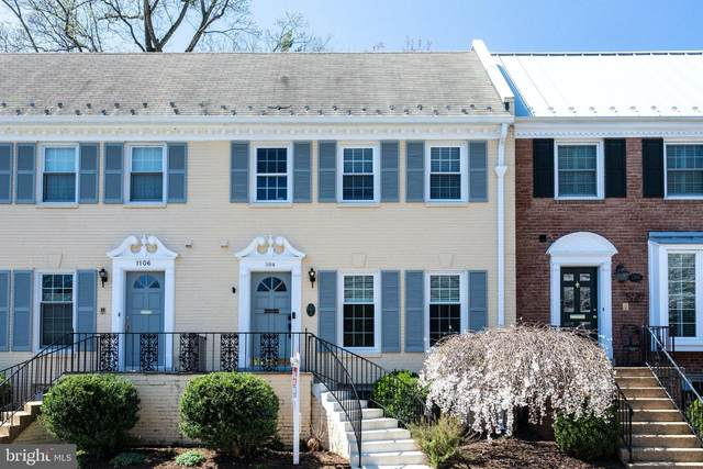 1104 Brentfield Drive, MCLEAN, VA 22101 (#VAFX1190344) :: Debbie Dogrul Associates - Long and Foster Real Estate