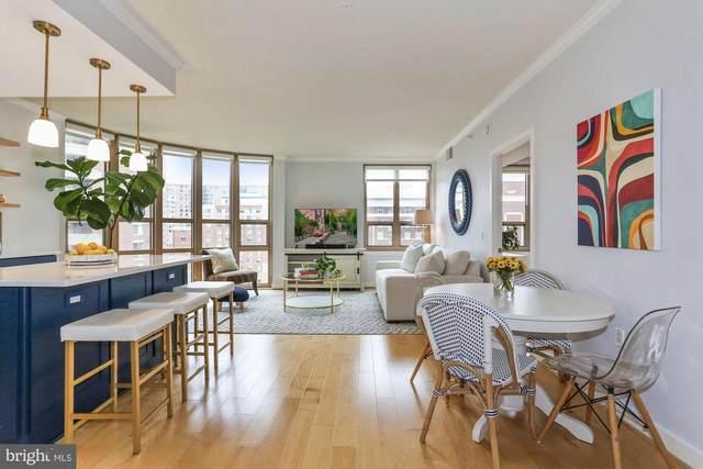 888 N Quincy Street #802, ARLINGTON, VA 22203 (#VAAR178874) :: Jacobs & Co. Real Estate