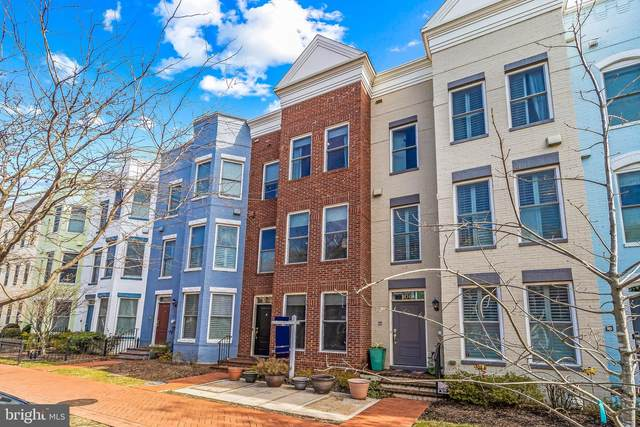 1016 4TH Street SE, WASHINGTON, DC 20003 (#DCDC514828) :: City Smart Living