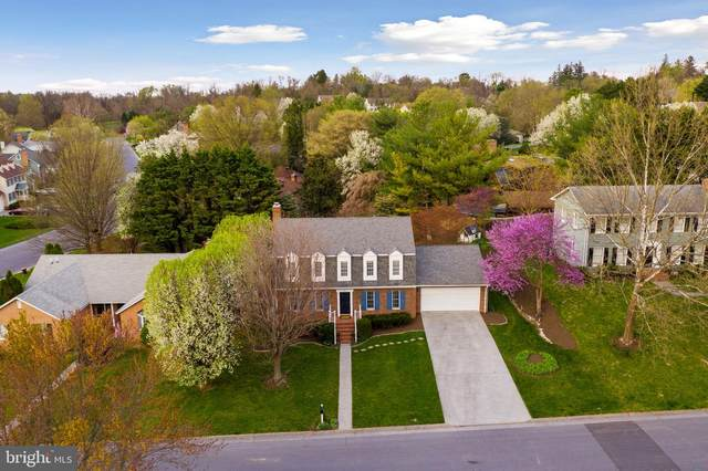 650 Treys Drive, WINCHESTER, VA 22601 (#VAWI115972) :: Crossman & Co. Real Estate