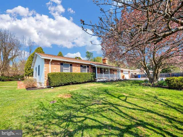3492 Firestone Drive, IJAMSVILLE, MD 21754 (#MDFR279986) :: Murray & Co. Real Estate