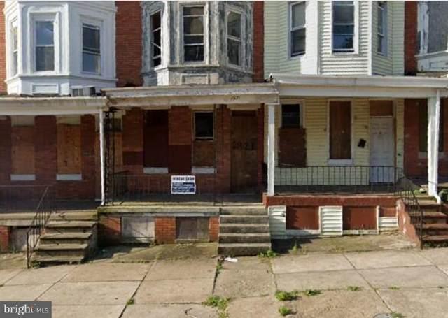 2921 Westwood Avenue, BALTIMORE, MD 21216 (#MDBA545380) :: Colgan Real Estate