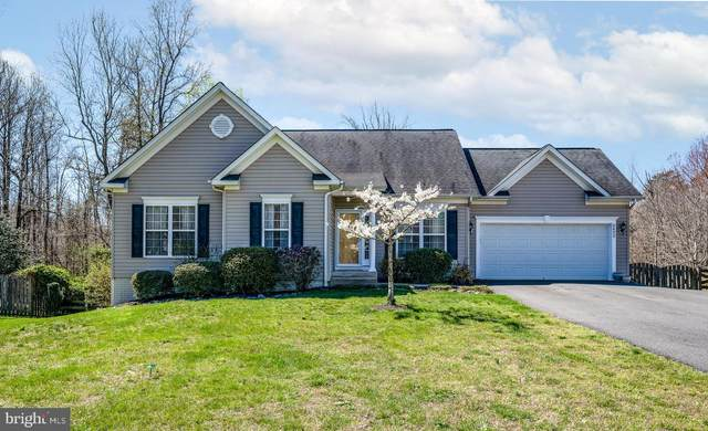 8452 Reagan Drive, KING GEORGE, VA 22485 (#VAKG121148) :: Realty One Group Performance