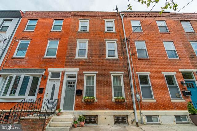 752 S Marvine Street, PHILADELPHIA, PA 19147 (#PAPH1002084) :: Better Homes Realty Signature Properties