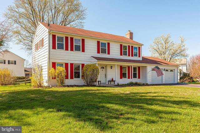 17200 Hughes Road, POOLESVILLE, MD 20837 (#MDMC751042) :: The MD Home Team