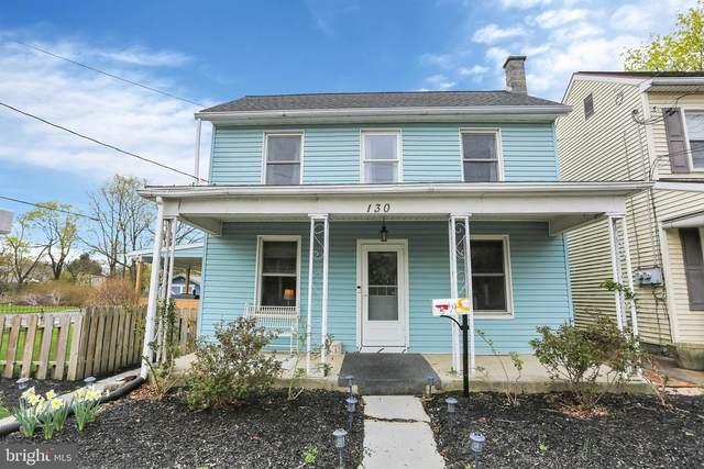 130 E Portland Street, MECHANICSBURG, PA 17055 (#PACB133438) :: Century 21 Dale Realty Co