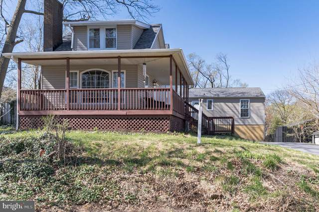 106 Linden Avenue, PASADENA, MD 21122 (#MDAA463656) :: Realty One Group Performance