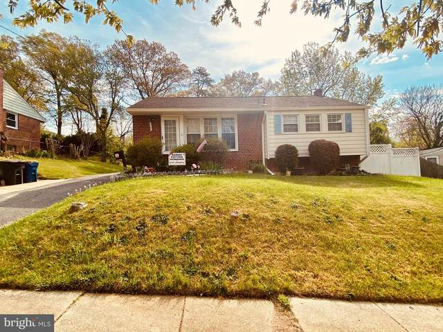 6503 Lamont Place, NEW CARROLLTON, MD 20784 (#MDPG601732) :: Tom & Cindy and Associates