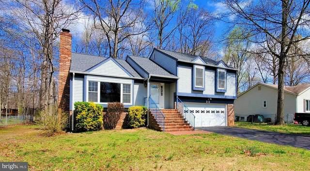 213 Bowen Drive, FREDERICKSBURG, VA 22407 (#VASP230090) :: Debbie Dogrul Associates - Long and Foster Real Estate
