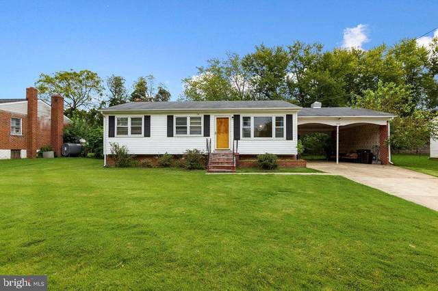10702 Mullikin Drive, CLINTON, MD 20735 (#MDPG601740) :: Speicher Group of Long & Foster Real Estate
