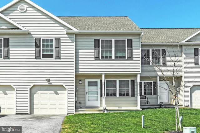 6 Creekside Drive, WRIGHTSVILLE, PA 17368 (#PAYK155570) :: The Jim Powers Team