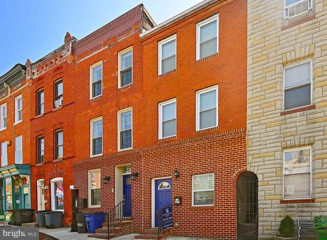 2217 Eastern Avenue, BALTIMORE, MD 21231 (#MDBA545404) :: ExecuHome Realty