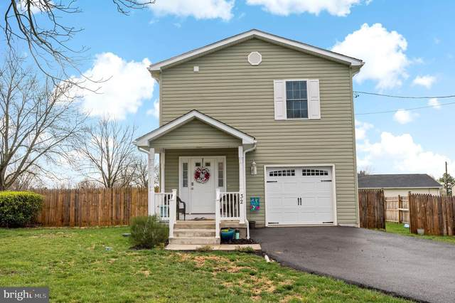 32 Powell Lane, MARTINSBURG, WV 25404 (#WVBE184812) :: SURE Sales Group