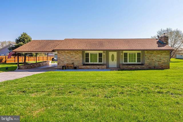 14009 Graceham Road, THURMONT, MD 21788 (#MDFR280004) :: The MD Home Team