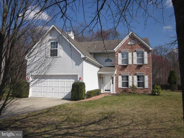 8 Etna Court, MOUNT LAUREL, NJ 08054 (#NJBL394458) :: LoCoMusings