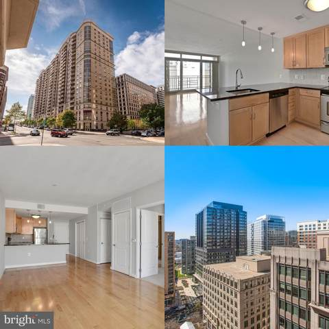 888 N Quincy Street #1807, ARLINGTON, VA 22203 (#VAAR178896) :: Dart Homes
