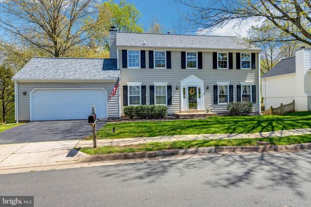 5707 Rocky Run Drive, CENTREVILLE, VA 20120 (#VAFX1190424) :: The Vashist Group