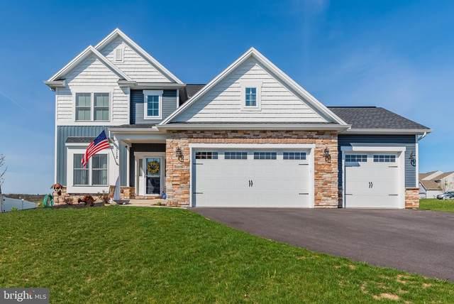 112 White Deer Way, CARLISLE, PA 17013 (#PACB133450) :: The Joy Daniels Real Estate Group