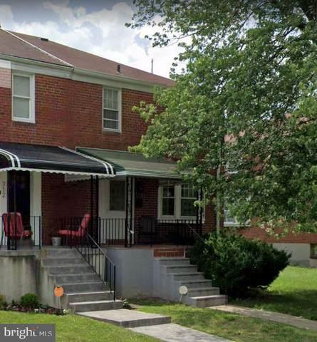 714 Stamford Road, BALTIMORE, MD 21229 (#MDBA545420) :: Colgan Real Estate
