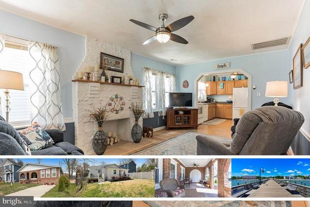 3816 3RD Street, NORTH BEACH, MD 20714 (#MDCA181984) :: The Maryland Group of Long & Foster Real Estate