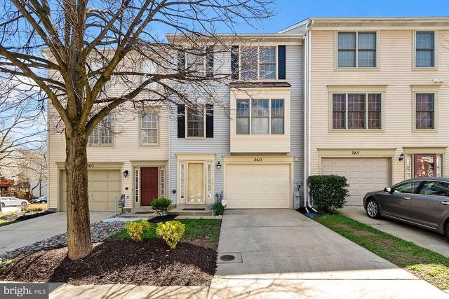 8413 Woodland Manor Drive, LAUREL, MD 20724 (#MDAA463680) :: City Smart Living