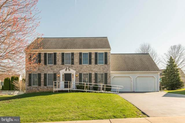 28 Misty Lane, EPHRATA, PA 17522 (#PALA179670) :: The Joy Daniels Real Estate Group
