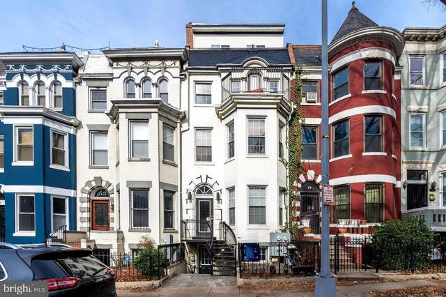 51 Rhode Island Avenue NW #1, WASHINGTON, DC 20001 (#DCDC514870) :: Gail Nyman Group