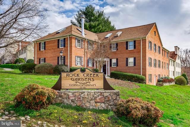 2232 Washington Avenue W-101, SILVER SPRING, MD 20910 (#MDMC751082) :: Dart Homes