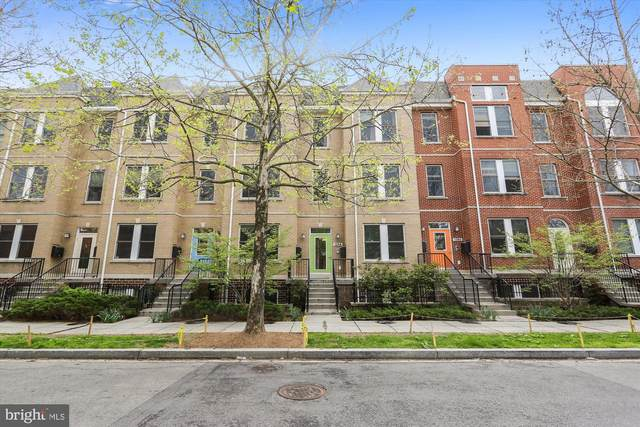 1358 Monroe Street NW B, WASHINGTON, DC 20010 (#DCDC514874) :: The Redux Group