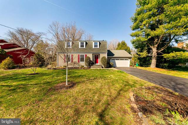 18 Fabrow Drive, TITUSVILLE, NJ 08560 (#NJME310092) :: Jason Freeby Group at Keller Williams Real Estate