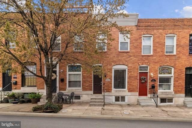 642 S Decker Avenue, BALTIMORE, MD 21224 (#MDBA545432) :: Colgan Real Estate