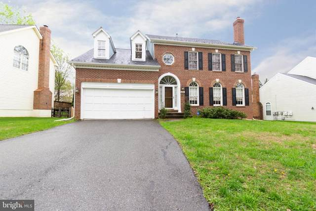 12208 Turley Drive, NORTH POTOMAC, MD 20878 (#MDMC751098) :: ROSS | RESIDENTIAL
