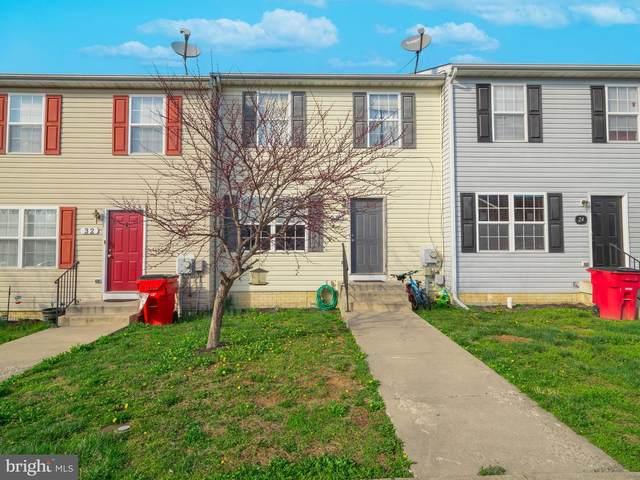 28 Sanford Drive, BUNKER HILL, WV 25413 (#WVBE184818) :: Colgan Real Estate
