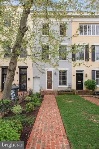 635 South Carolina Avenue SE, WASHINGTON, DC 20003 (#DCDC514880) :: Dart Homes