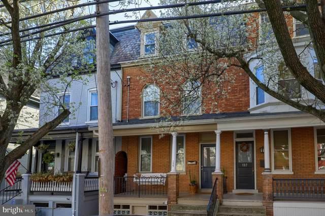 139 N Pine Street, LANCASTER, PA 17603 (#PALA179682) :: The Joy Daniels Real Estate Group